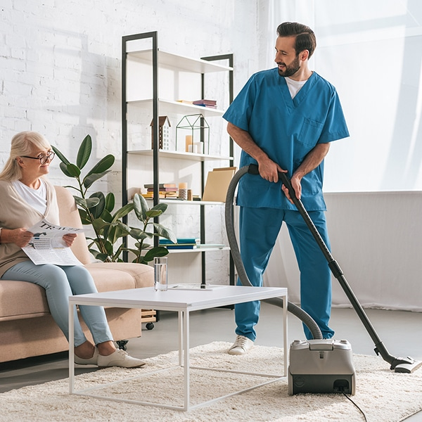 At-Home Personal Care Services in Akron, Ohio