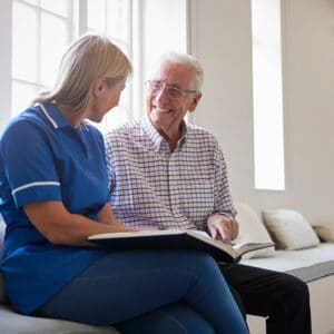 Top dementia home care services in Akron Ohio and surrounding areas. Talk to Autumn Hills Home Care about your need for Alzheimer's In-Home Care. Call us.