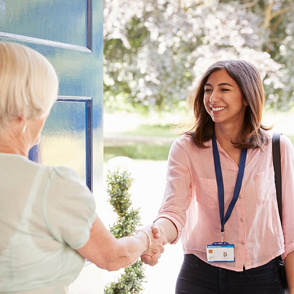Get Started with In-home senior care in Akron OH